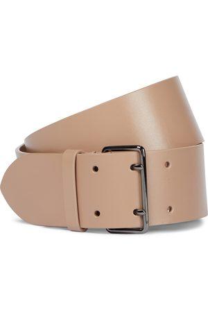 Alaïa Gürtel aus Leder