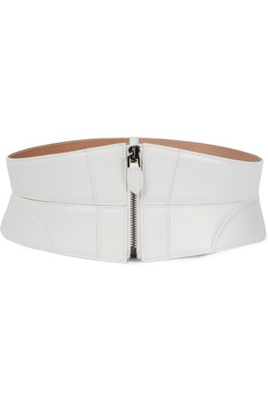 Alaïa Korsett-Gürtel aus Leder