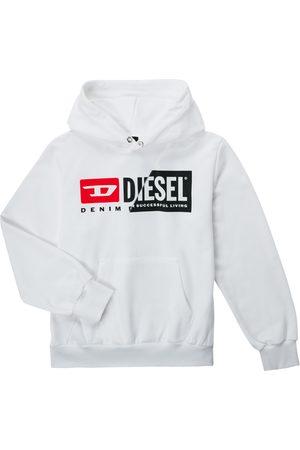 Diesel Mädchen Shirts - Kinder-Sweatshirt SGIRKHOODCUTYX OVER madchen