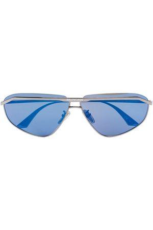 Balenciaga Herren Sonnenbrillen - Rectangle-frame sunglasses