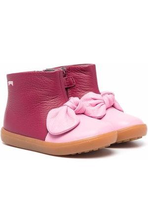 Camper Kids Stiefel - Pursuit bow-detail boots