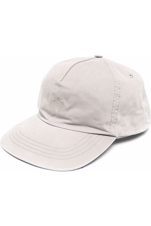 Off-White Logo-embroidered baseball cap