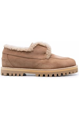 Le Silla Yacht suede loafers