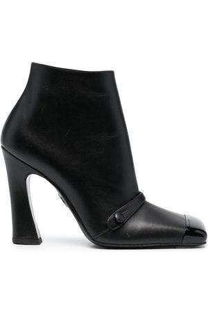 Dsquared2 Damen Stiefeletten - Square-toe ankle boots