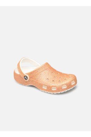 Crocs Damen Clogs & Pantoletten - Classic Glitter Clog W by