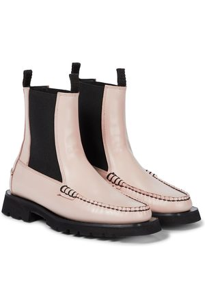Cecilie Bahnsen X Diemme Chelsea Boots Alda aus Leder