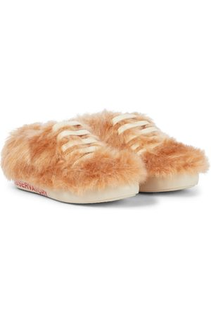 The Animals Observatory Sneakers Bunny aus Shearling