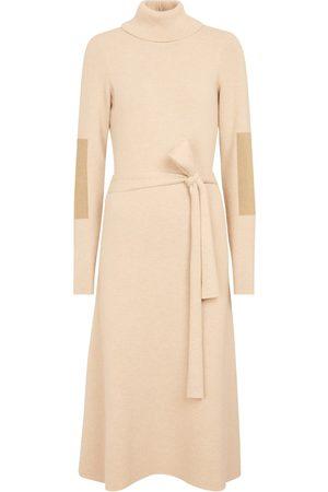 Victoria Beckham Pulloverkleid aus einem Wollgemisch