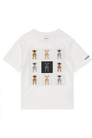 Burberry Kids T-Shirt Thomas Bear aus Baumwolle