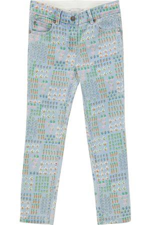 STELLA McCARTNEY Kids Bedruckte Jeans