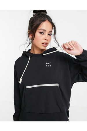 Nike Basketball Fly Standard Issue hoodie in black