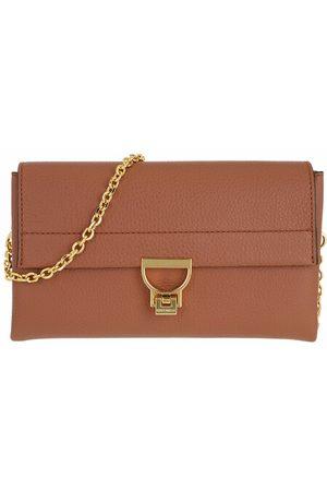 Coccinelle Satchel Bags Arlettis Handbag Grainy Leather - in - Henkeltasche für Damen