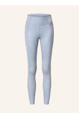 Nike 7/8-Tights Dri-Fit One Luxe blau