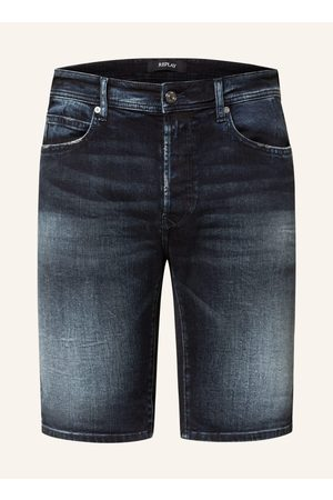 Replay Herren Shorts - Jeans-Shorts Tapered Fit