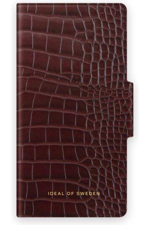IDEAL OF SWEDEN Atelier Wallet iPhone 11 Pro Max Scarlet Croco