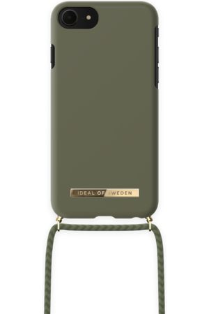 IDEAL OF SWEDEN Halsketten - Ordinary Necklace iPhone 8 Cool Khaki