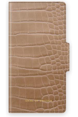IDEAL OF SWEDEN Handy - Atelier Wallet iPhone 12 Pro Camel Croco