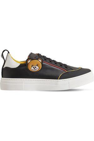 MOSCHINO Damen Sneakers - Ledersneakers