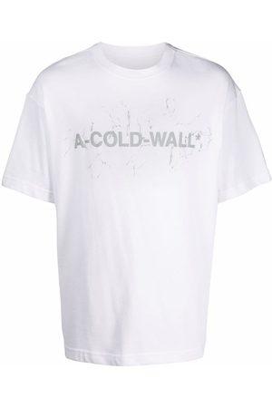 A-COLD-WALL* Essential logo-print short-sleeve T-shirt