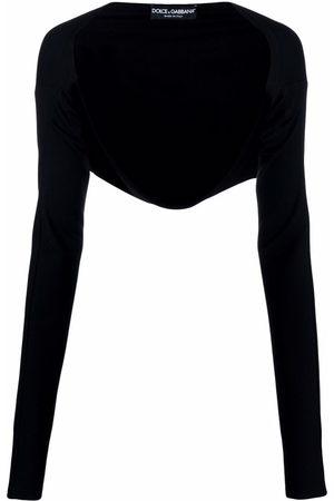 Dolce & Gabbana Bolero longsleeved cardigan