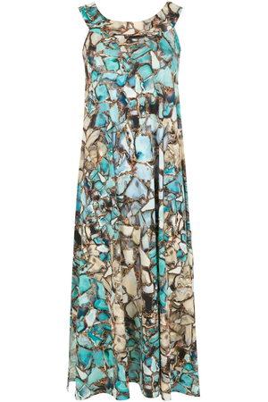 Lygia & Nanny Damen Freizeitkleider - Geode print midi dress