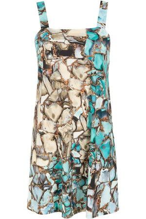 Lygia & Nanny Damen Freizeitkleider - Pomala gemstone-print mini dress