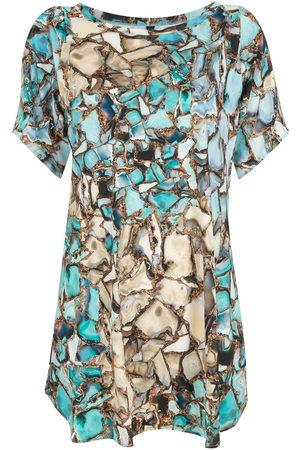 Lygia & Nanny Allat gemstone-print T-shirt dress
