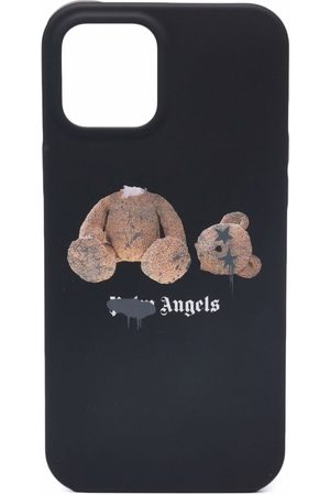 Palm Angels Teddy bear iPhone 12 Pro Max case