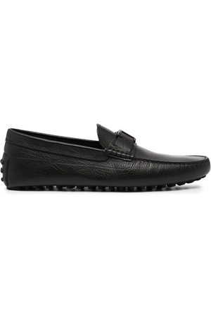 Tod's Gommini leather penny loafers