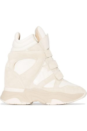 Isabel Marant Damen Sneakers - Balskee touch-strap wedge sneakers