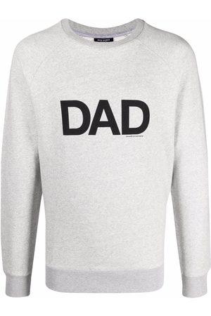 Ron Dorff Herren Sweatshirts - Dad-print sweatshirt