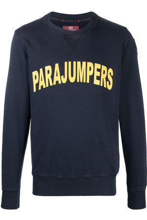 Parajumpers Herren Sweatshirts - Logo print sweatshirt