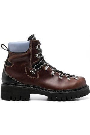 Dsquared2 Herren Stiefel - Hiker-style boots