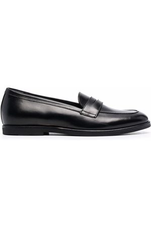Scarosso Monica leather loafers