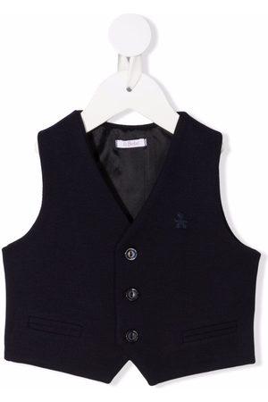 Le Bebé Enfant Westen - Classic button waistcoat
