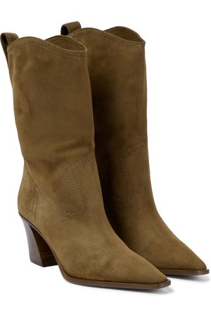 Aquazzura Damen Stiefeletten - Ankle Boots Dolly 70