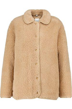 Burberry Jacke aus einem Wollgemisch