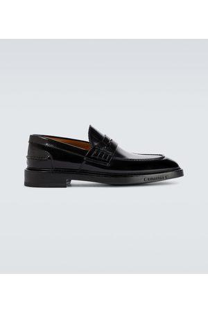 Burberry Loafers Elkerton aus Leder