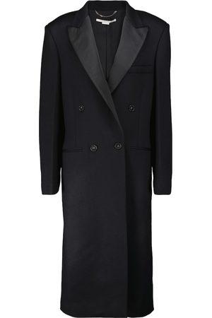 STELLA McCARTNEY Mantel aus Wolle