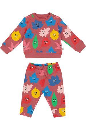 STELLA McCARTNEY Kids Baby Jogginganzug aus Baumwolle
