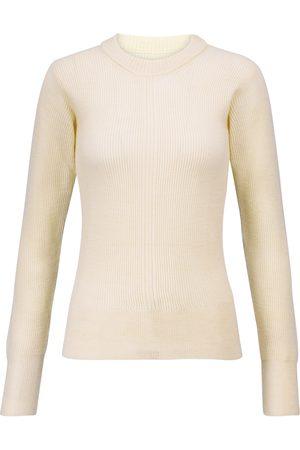 Maison Margiela Rippstrick-Pullover aus Wolle