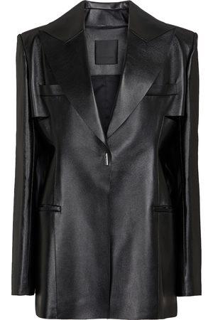 Givenchy Blazer aus Leder