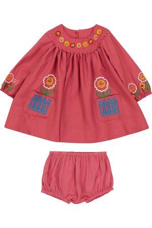 STELLA McCARTNEY Kids Outfit Sets - Baby Set aus Höschen und Kleid aus Wolle