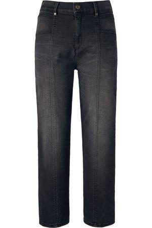 Brax Damen Straight - Straight Fit-7/8-Jeans Modell Maple S denim