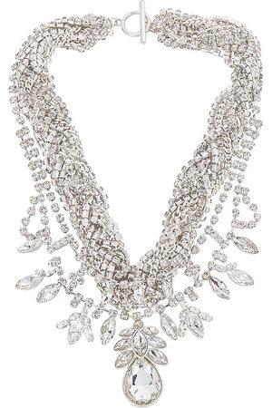 DUNDAS x REVOLVE Nadine Necklace in - Metallic . Size all.