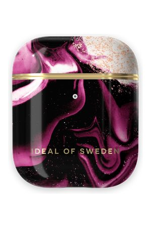 IDEAL OF SWEDEN Handy - Fashion AirPods Case Golden Ruby