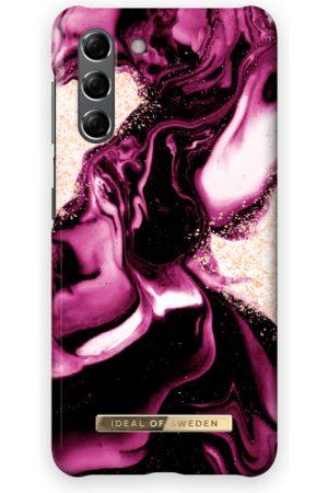IDEAL OF SWEDEN Handy - Fashion Case Galaxy S21 Golden Ruby