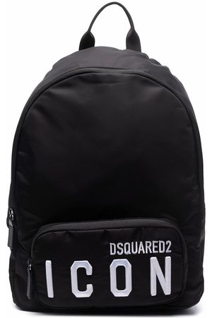 Dsquared2 Icon embroidered backpack