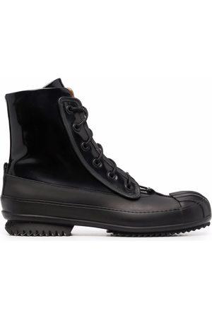 Maison Margiela Ankle lace-up boots
