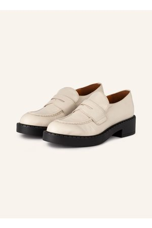 BIANCA DI Loafer weiss